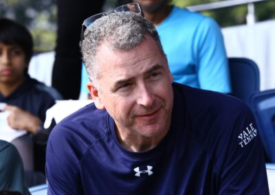 Beyond The Whistle: Ex-Yale Tennis Coach Christian Appleman