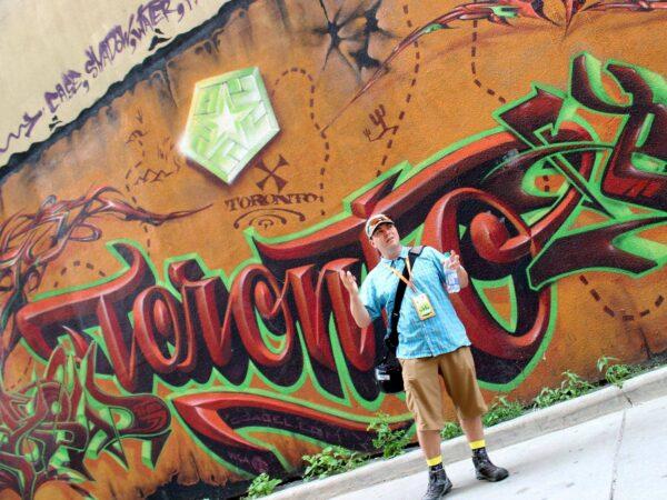 Toronto Street Art Tour