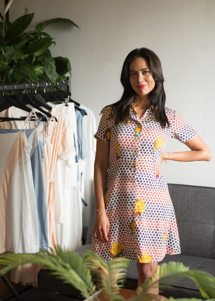 Sustainable fashion leticia credidio