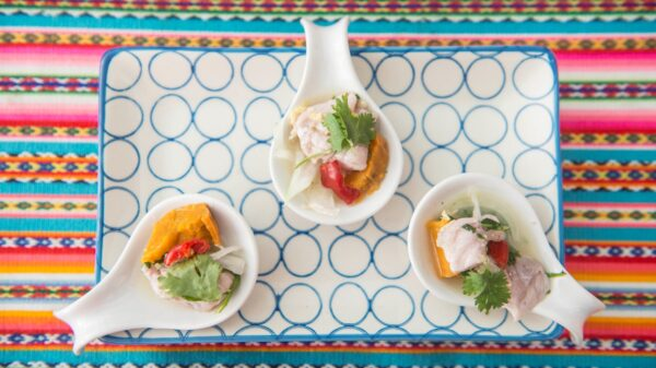 Peruvian cooking experience