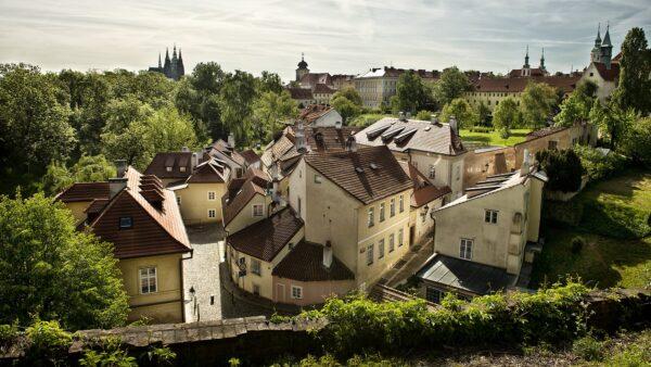 Prague virtual tour
