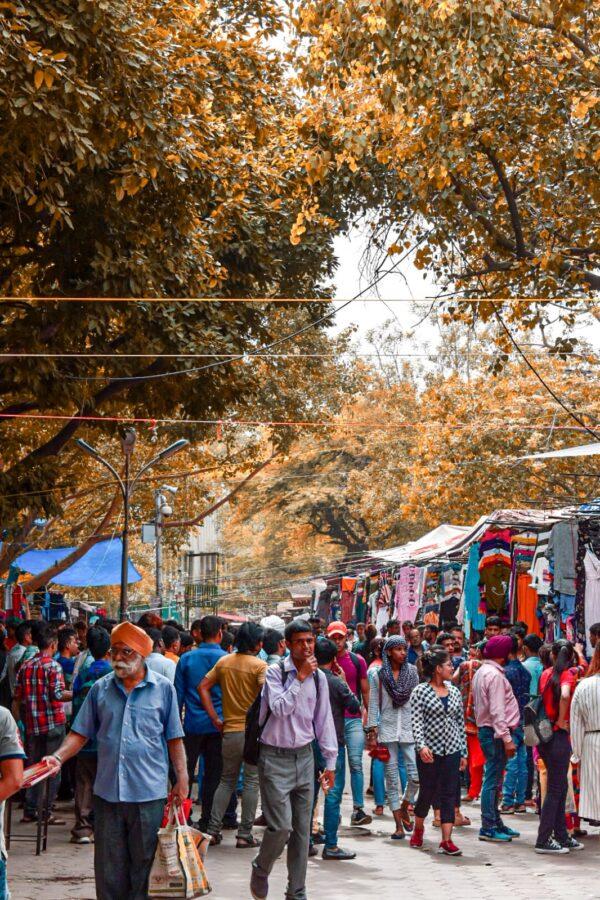 Culture shock in Delhi virtual tour