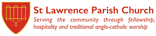Logo for St Lawrence Parish Church