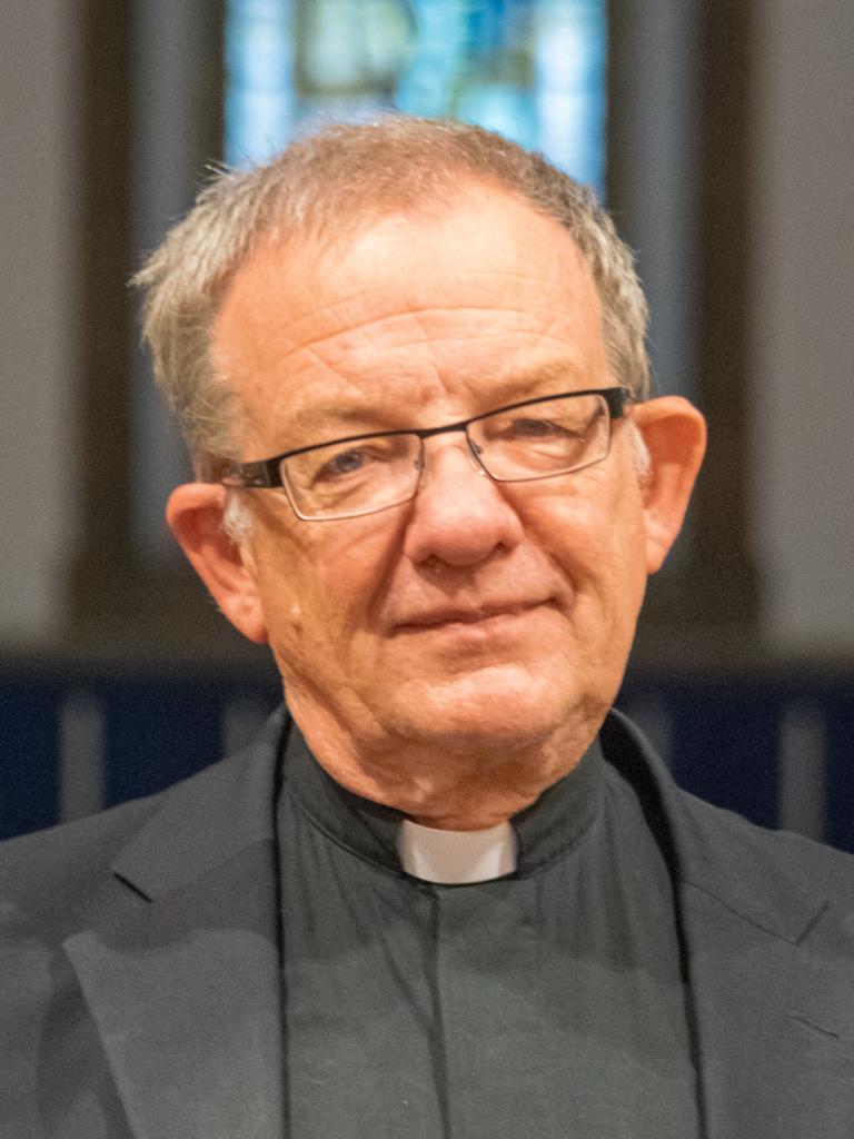 Photo of Fr Adam Romanis
