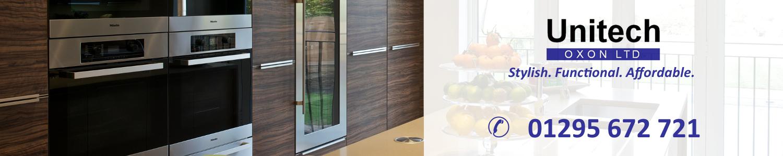 Bespoke Designer Kitchens in Oxfordshire by Unitech Oxon Logo