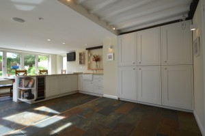 Burbidge Petworth Painted French Grey Traditional In-Frame Kitchen