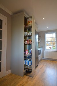 Burbidge Tetbury Painted Soft Grey Traditional In-Frame Kitchen