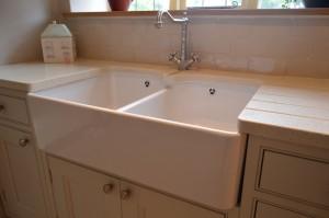 Burbidge Tetbury Painted Putty Traditional In-Frame Kitchen