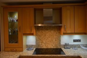 Marpatt Monarch Light Oak Traditional Kitchen