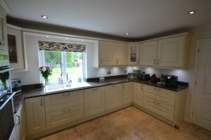 Marpatt Stamford Painted Traditional Kitchen