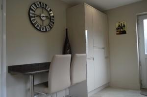 Second Nature Remo Beige Contemporary Kitchen