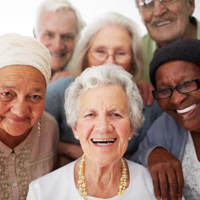multicultural older people