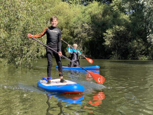 SUP 90 minute fun session feature image