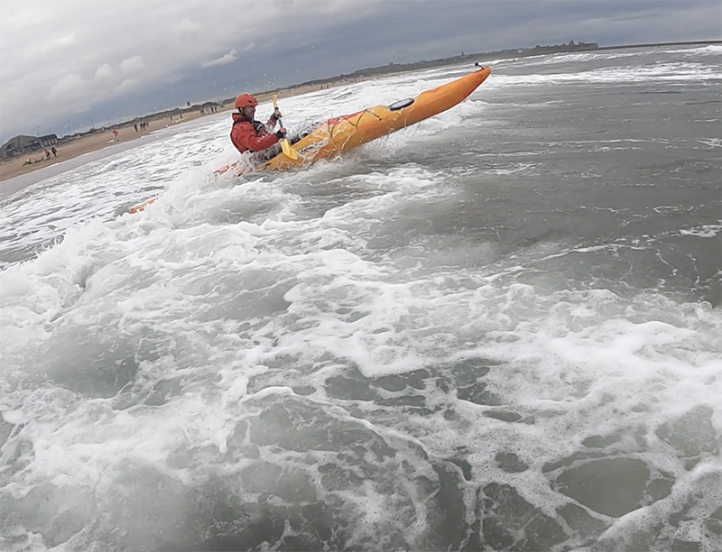Sea Kayak and Surf Feature Image