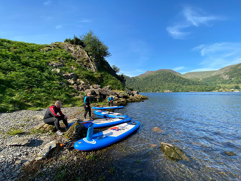 SUP Windermere Feature Image