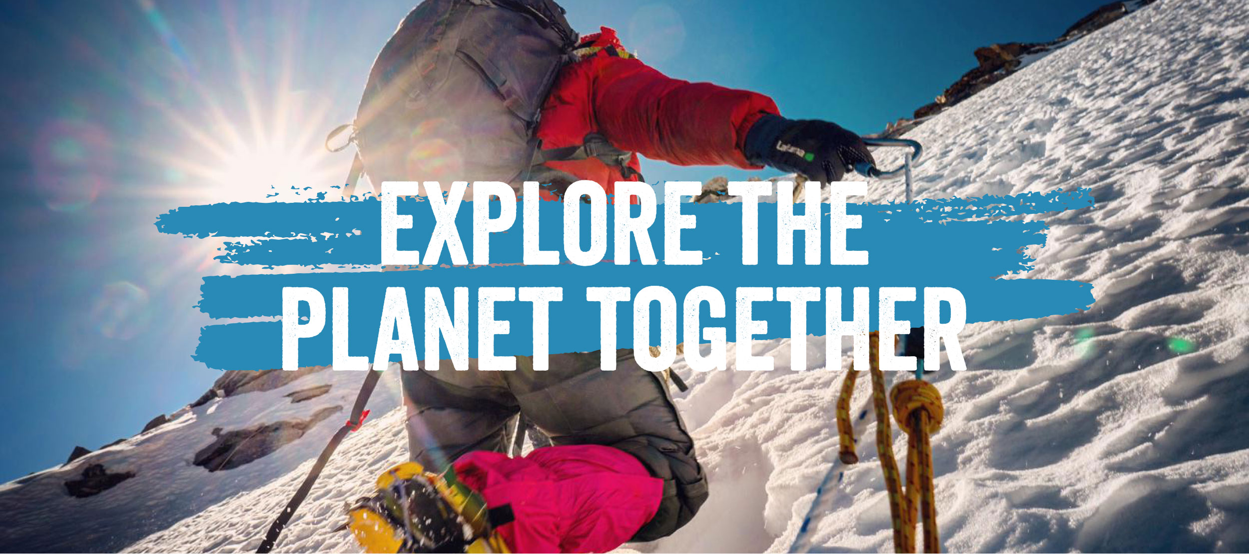 Explore The Planet Together