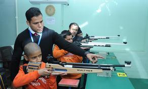 Professional 10m Weapons Shooting Coaching