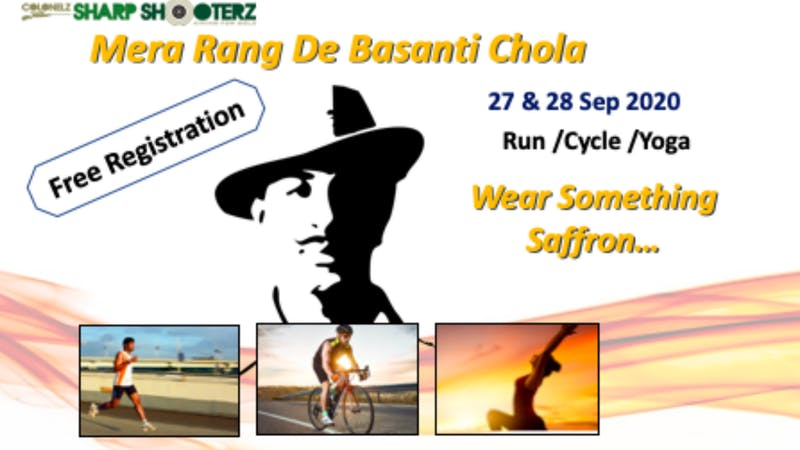 Shaheed Bhagat Singh Memorial Fitness Day