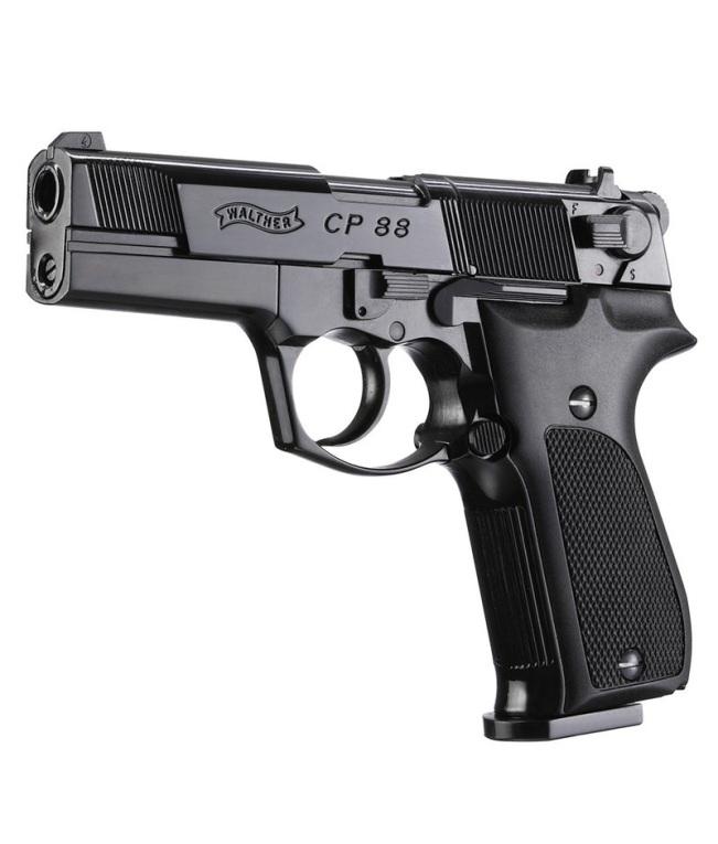 Walther CP88 – Co2 Airgun Pellet Pistol
