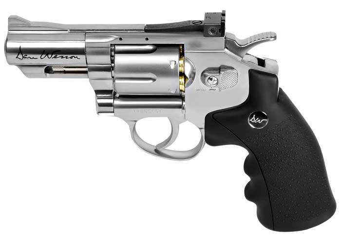 Dan Wesson 2.5″ BB Co2 Air Gun Revolver Cal. .177