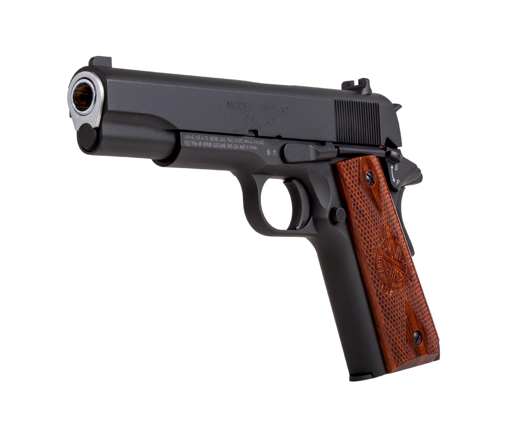 Spring Field Armory 1911 Mil Spec CO2 BB Air Pistol