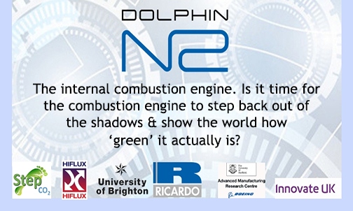 The internal combustion engine. Is it time for the combustion engine to step back out of the shadows & show the world how 'green' it actually is?