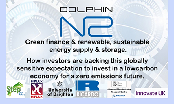 Green finance & renewable, sustainable energy supply & storage. How investors are backing this globally sensitive expectation to invest in a lowcarbon economy for a zero emissions future.