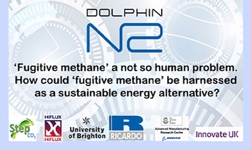 'Fugitive methane' a not so human problem. How could 'fugitive methane' be harnessed as a sustainable energy alternative?