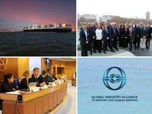 The 15 members of the GIA which represent leading shipowners/operators, classification societies, engine/technology builders & suppliers, data providers, oil companies & ports, are seeking to find ways to implement the GloMEEP strategies 3 core points.