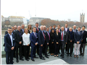Simon Brewster - CEO Dolphin N2, attended the GIA 4th Task Force on Tuesday 27th November at the IMO Headquarters in London.