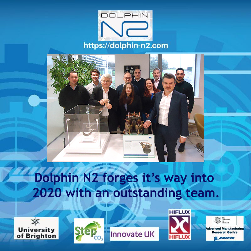 Dolphin N2 forges it's way into 2020 with an outstanding team.