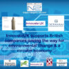 InnovateUK supports British companies paving the way for environmental change & a circular economy.