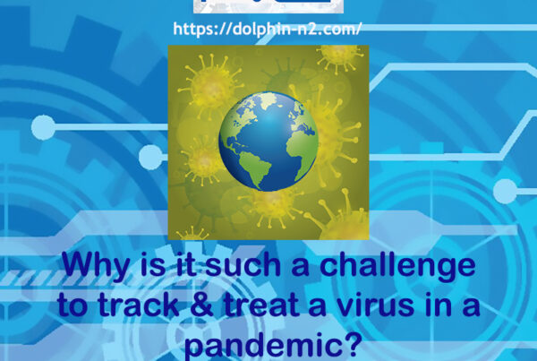 Why is it such a challenge to track & treat a virus in a pandemic?