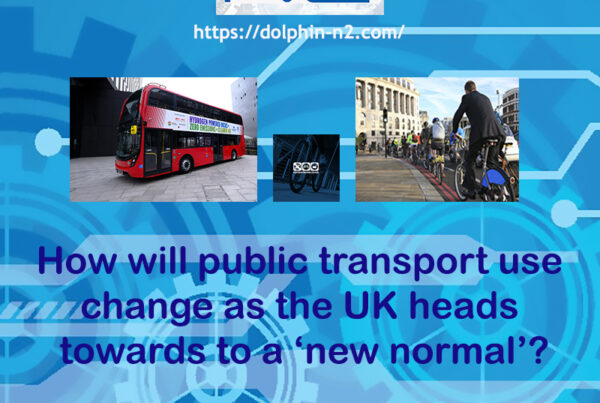 How will public transport use change as the UK heads towards to a 'new normal'?