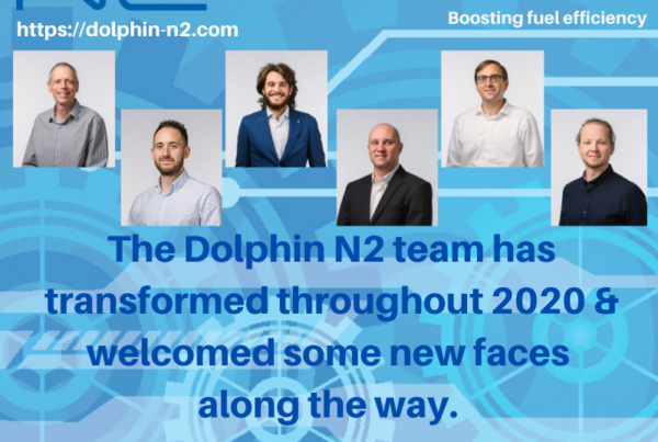 The Dolphin N2 team has transformed throughout 2020 & welcomed some new faces along the way. Part 2