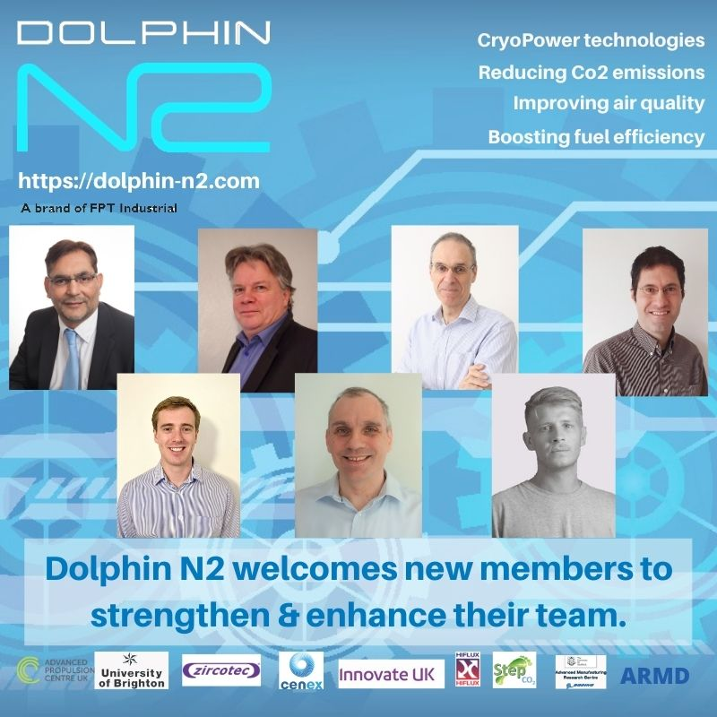 Dolphin N2 welcomes new members to strengthen & enhance their team.