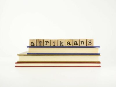 Afrikaans first additional language Grade 12 Kortverhale