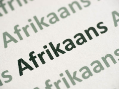 Afrikaans first additional language Poetry Grade 12