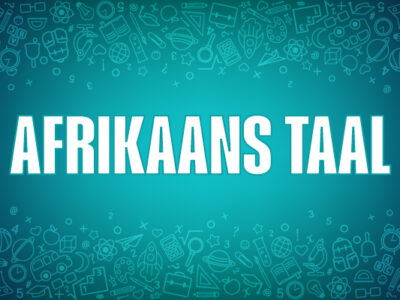 Afrikaans First Additional language Taal Grade 12