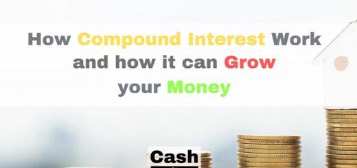 How Compound Interest Work