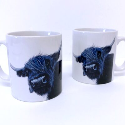 Highland Cow Dorothy Mug Gift Pankhurst Cards and Gifts