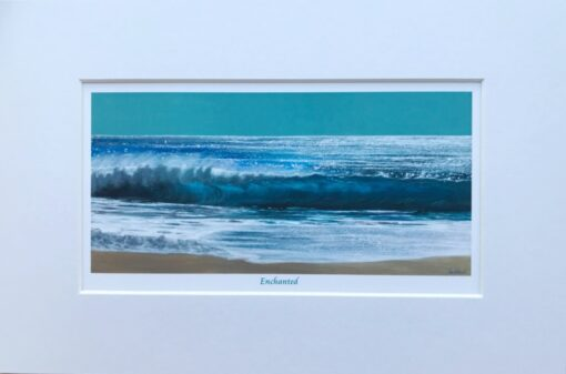 Enchanted Seascape Art Print Gift Pankhurst Cards and Gifts