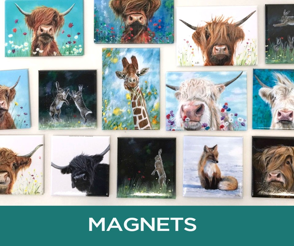 Pankhurst Cards and Gifts Magnet Collection Gift