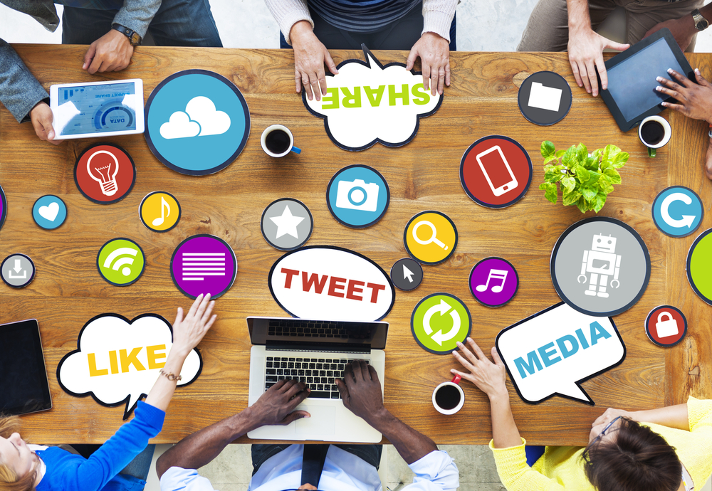Let us create & schedule your social media content for your small business.