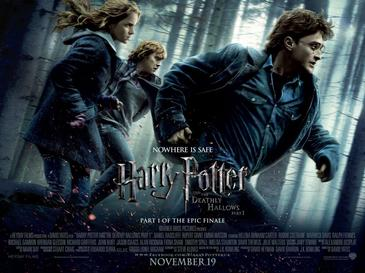 Image result for harry potter and the deathly hollows part 1