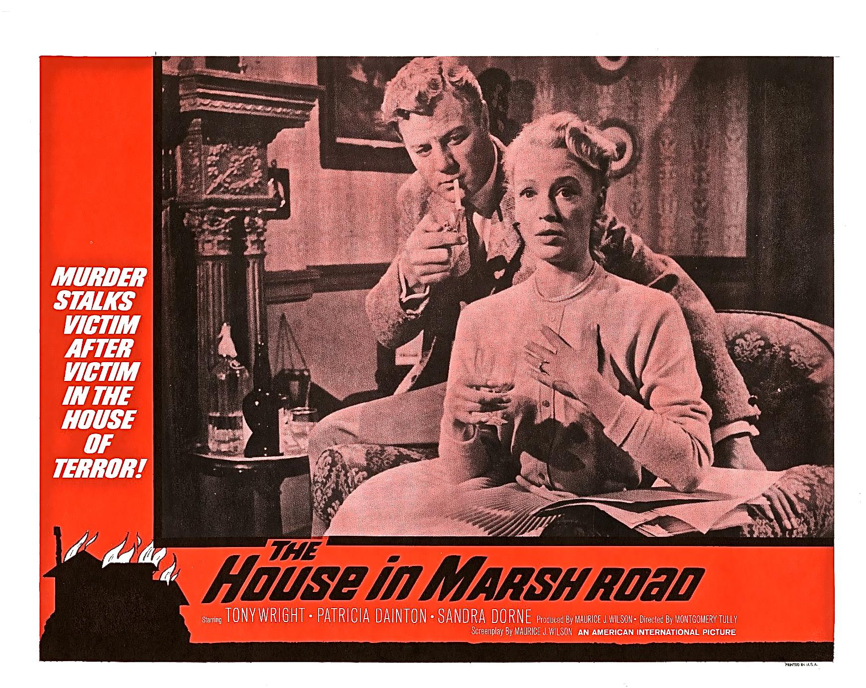 The House in Marsh Road (1960) - IMDb