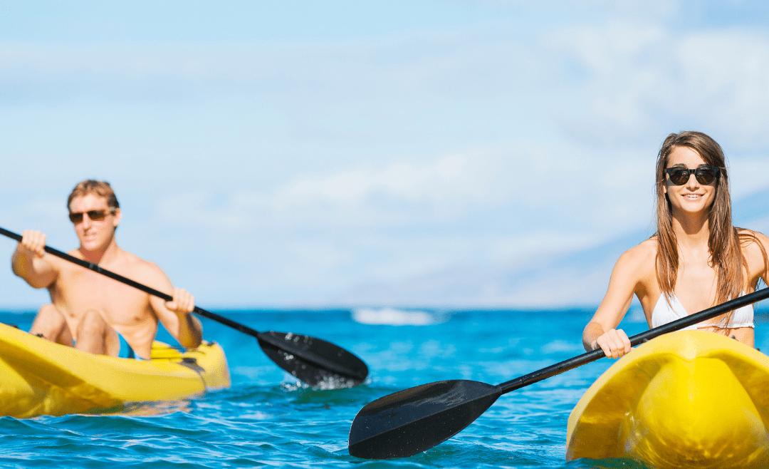 Kayak Rental in Dubai