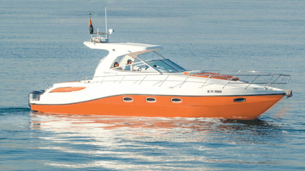 1-1 Yacht Rental DXB