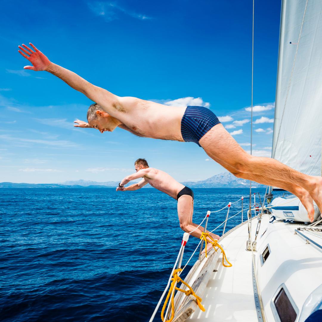 yacht rental DXB Adventure trip
