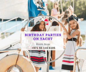 Affordable Friends and Family Birthday Parties on Yacht